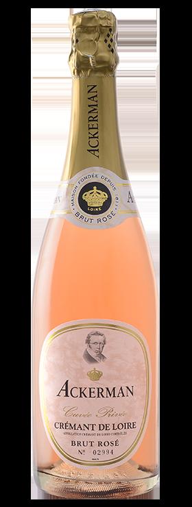 Crémant de Loire Cuvée Privée Rosé Brut